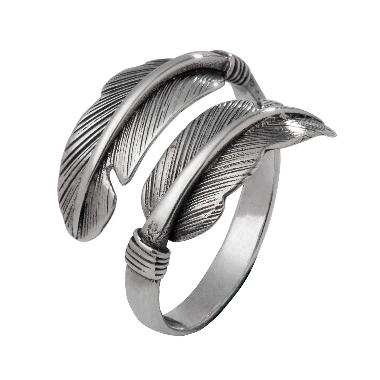 "Ring ""Seelenfeder"", Produktbild 1"