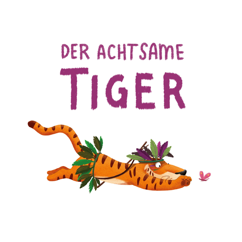 Der achtsame Tiger, Produktbild 2