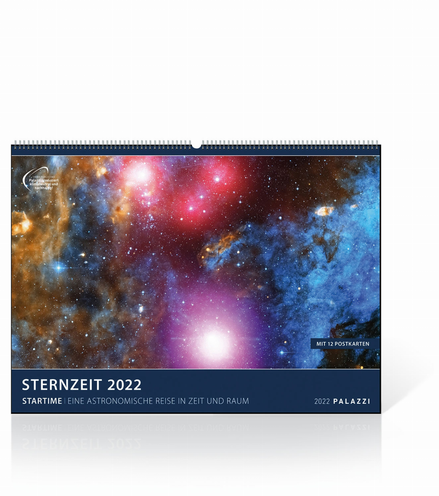 Sternzeit 2022, Produktbild 1