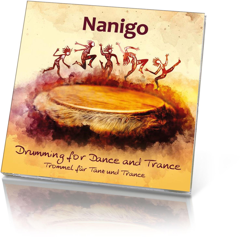 Nanigo – Drumming for Dance and Trance (CD), Produktbild 1