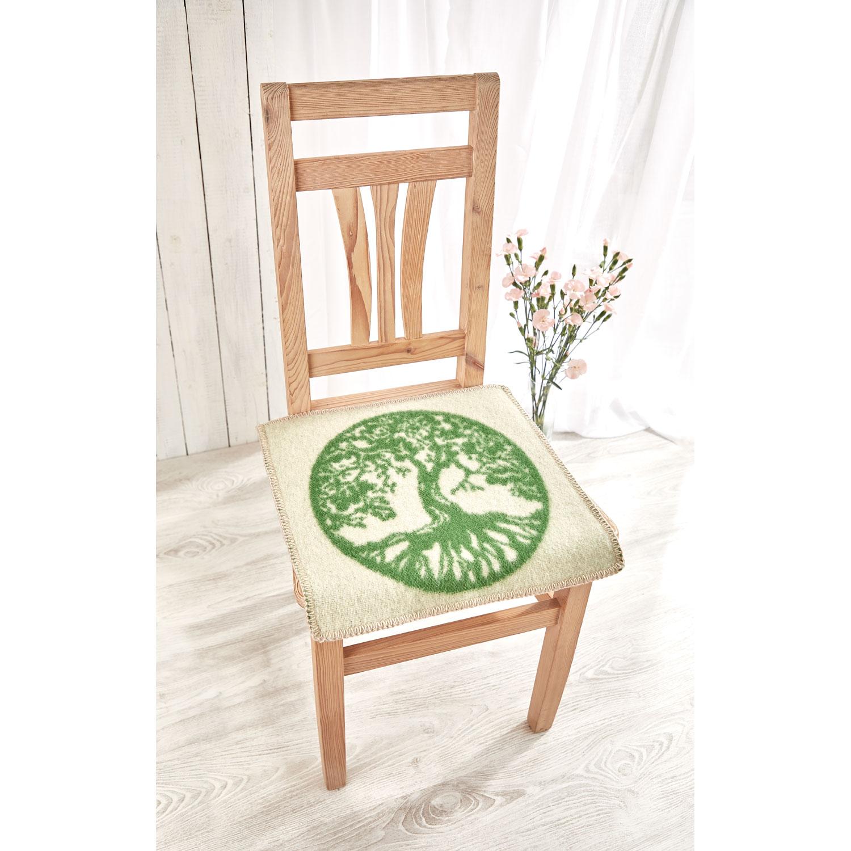 """Sitzauflage """"Lebensbaum"""", Produktbild 3"""