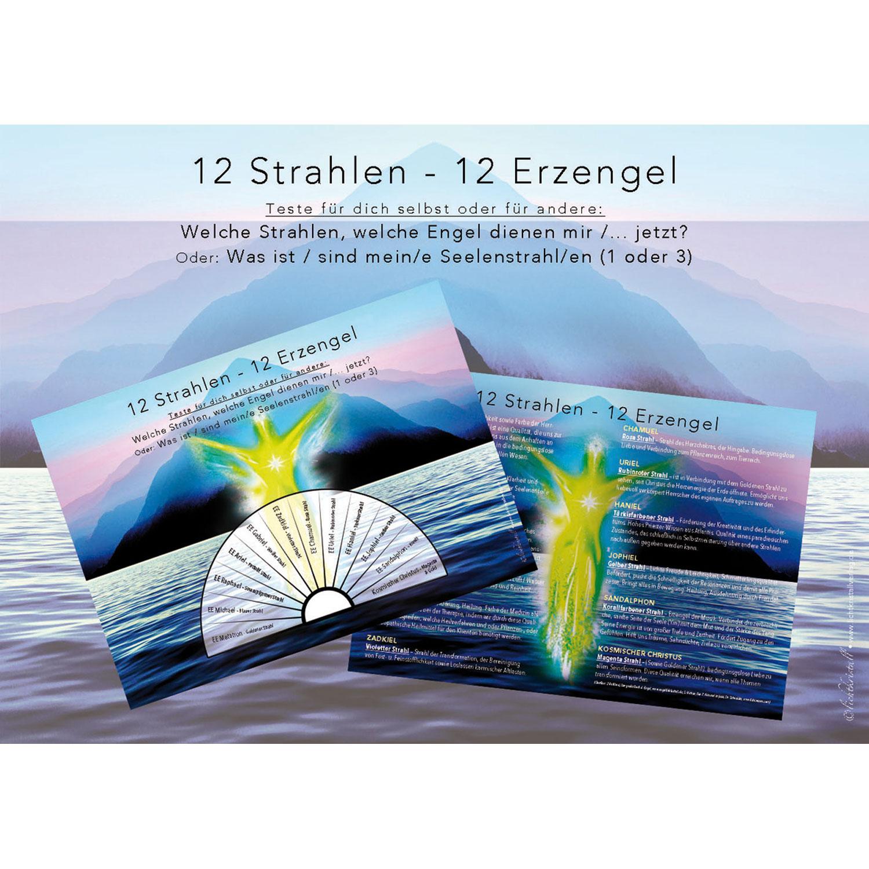 12 Strahlen / 12 Erzengel, Produktbild 1