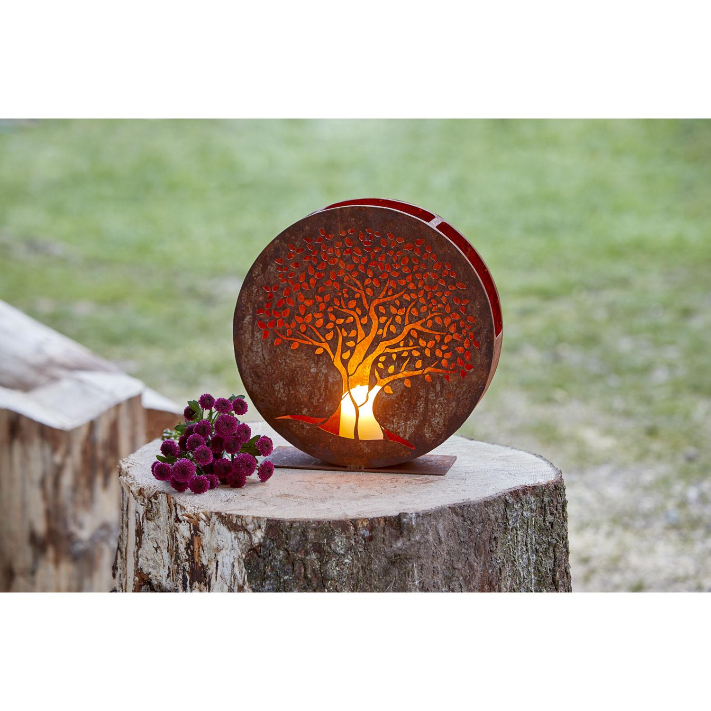 """Kerzenleuchter """"Lebensbaum"""", Produktbild 3"""