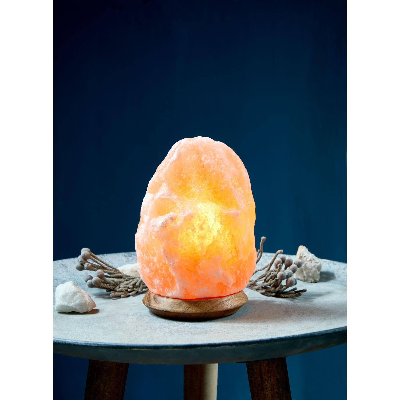 Beleuchteter Salzkristall, Produktbild 3