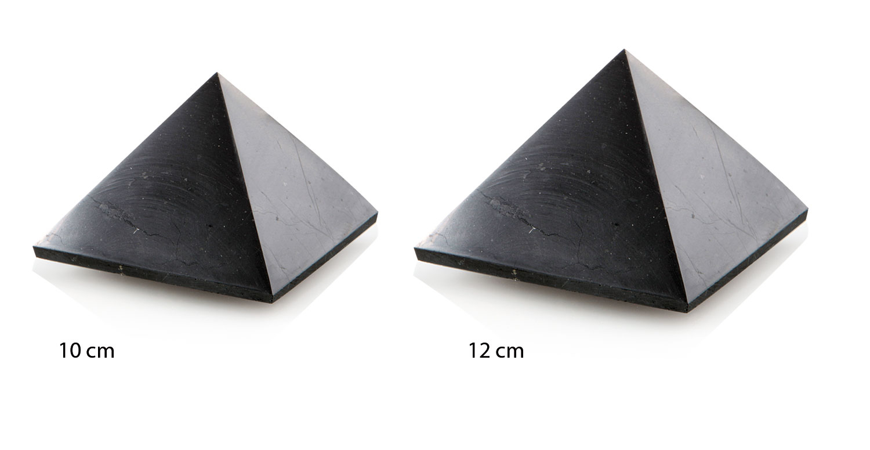 Schungit-Pyramide, Produktbild 3