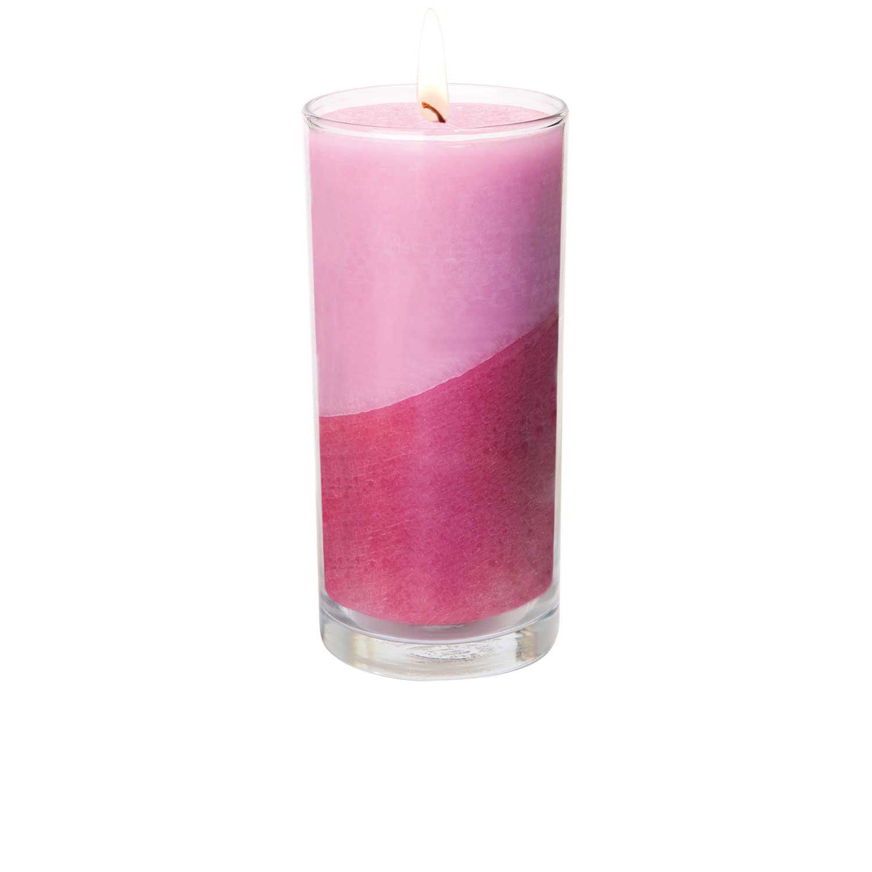 "Aura-Soma® Kerze ""Erzengel Chamael"", Produktbild 1"
