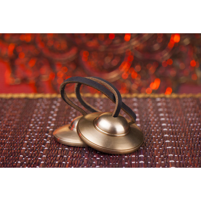 Tibetische Zimbeln, glatt, Produktbild 3