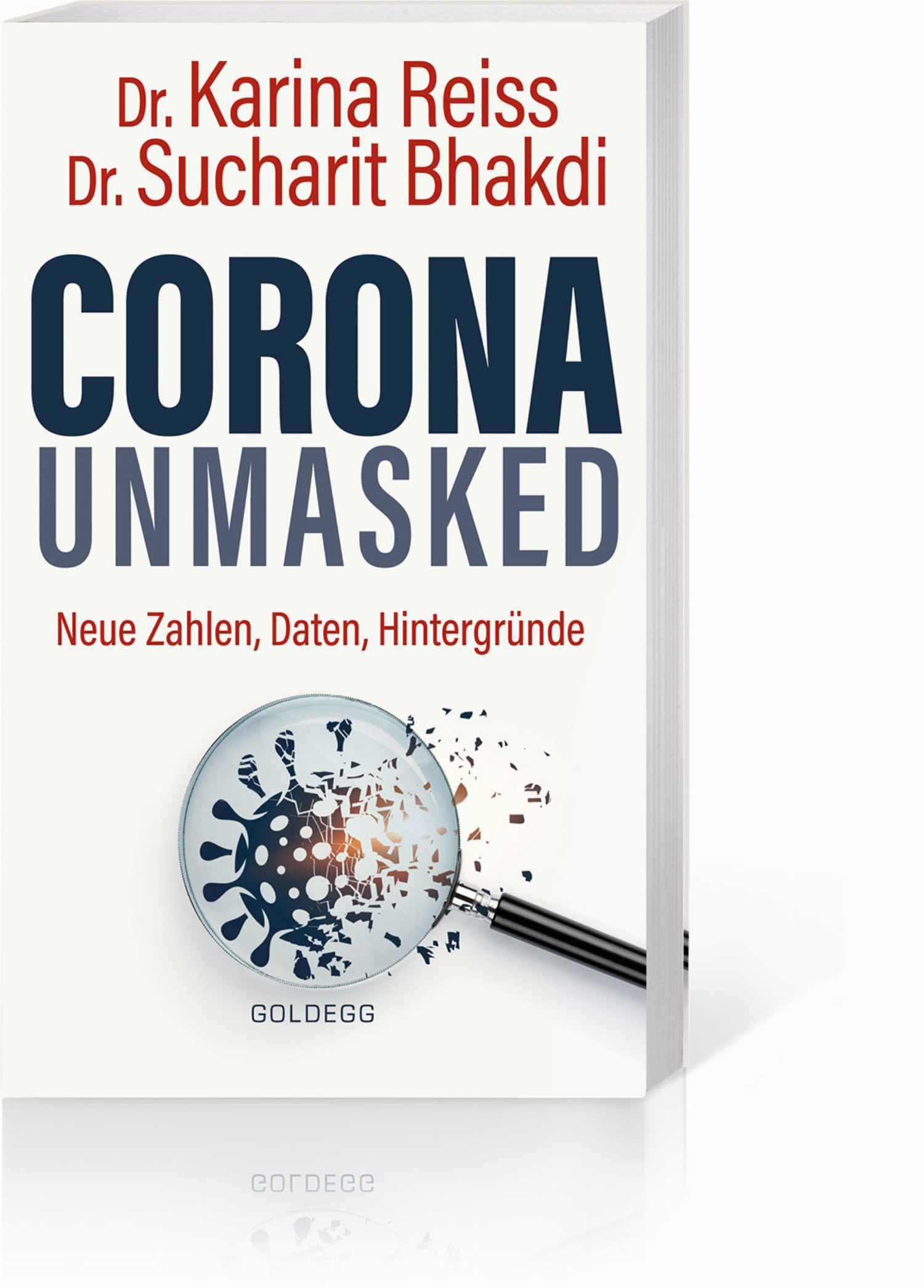 Corona unmasked, Produktbild 1