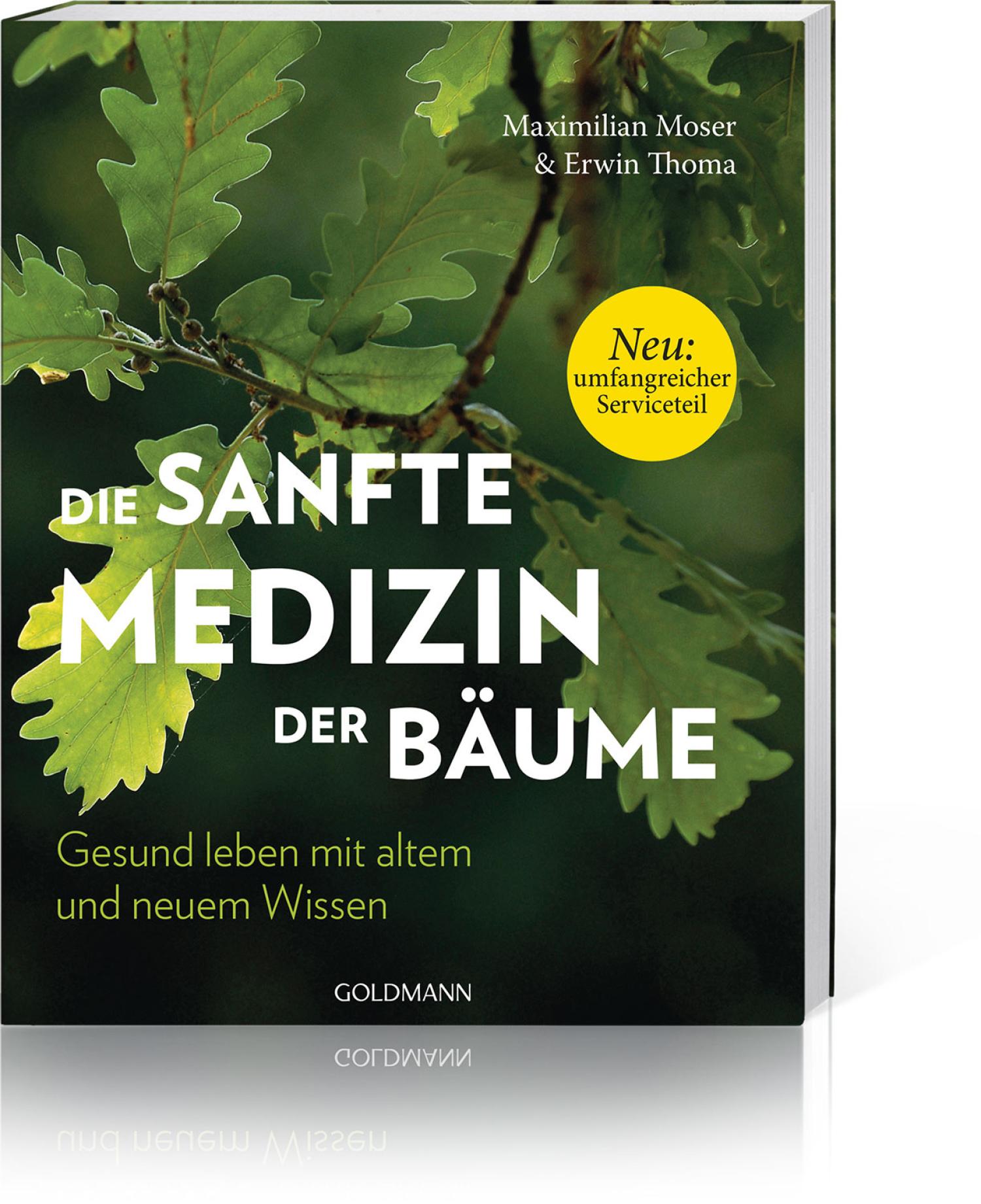 Die sanfte Medizin der Bäume, Produktbild 1