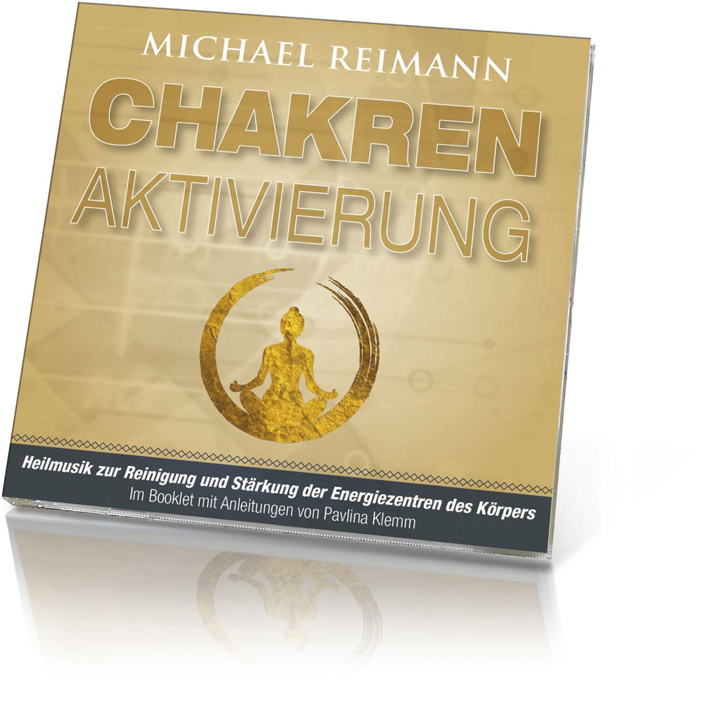 Chakren Aktivierung (CD), Produktbild 1