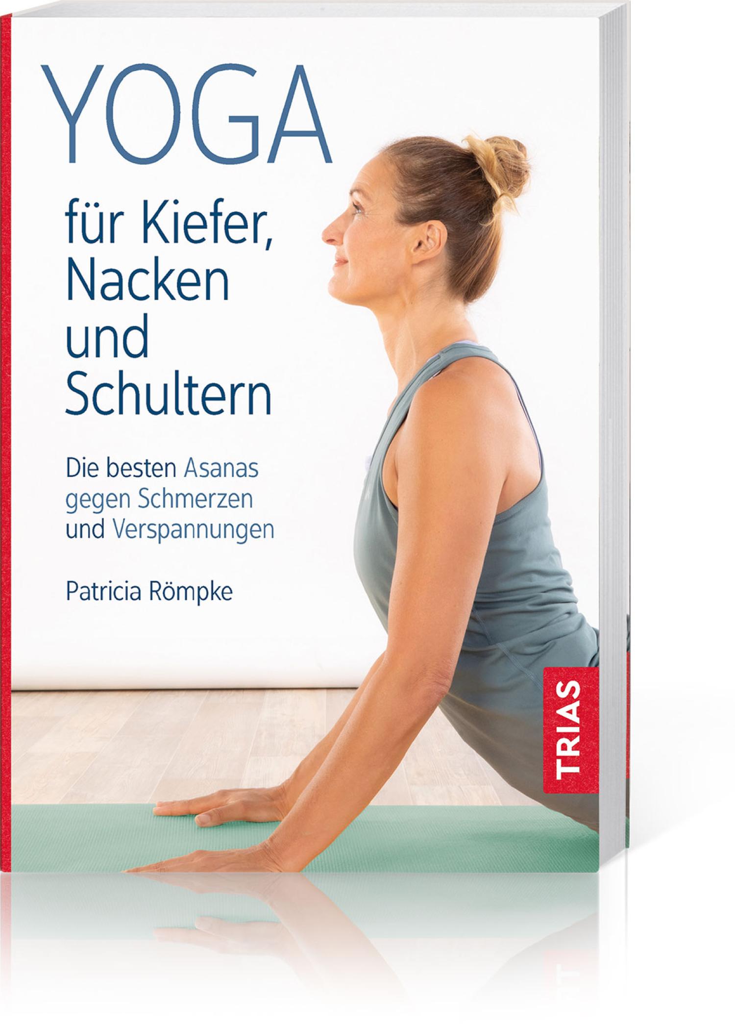 Yoga für Kiefer, Nacken und Schultern, Produktbild 1