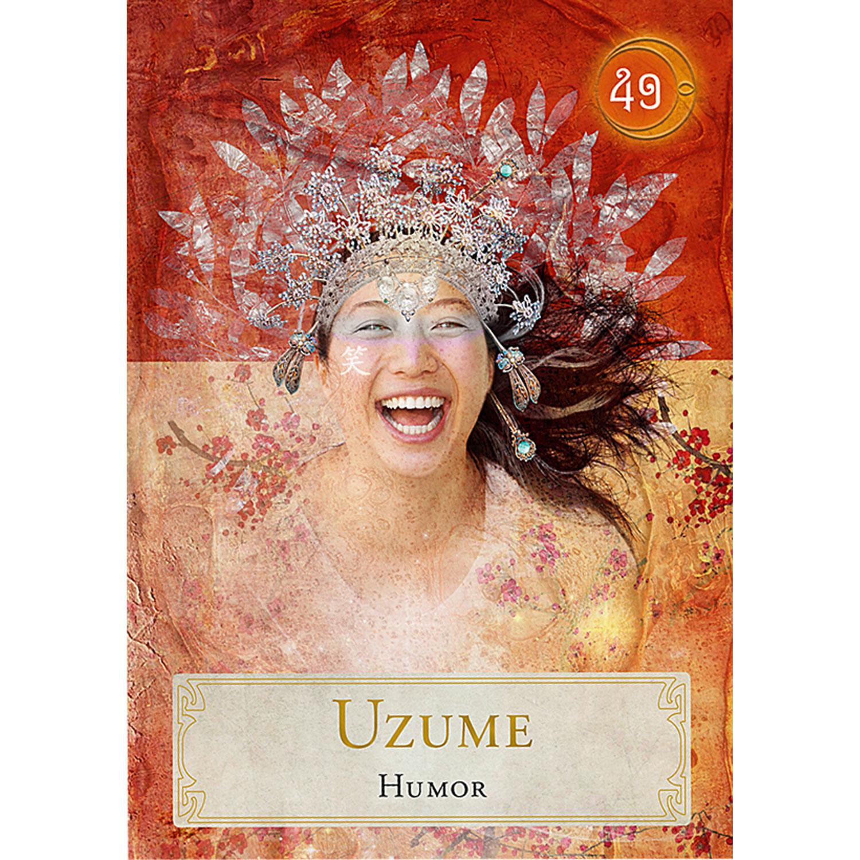 Die Kraft der Göttinnen (Kartenset), Produktbild 2