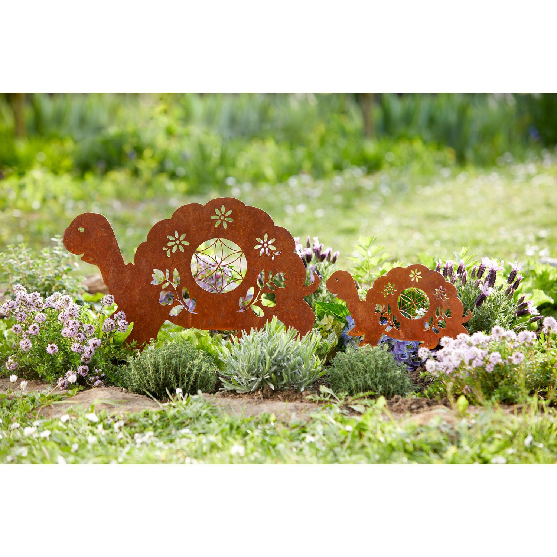 """Gartenstecker """"Schildkröte"""", Produktbild 3"""