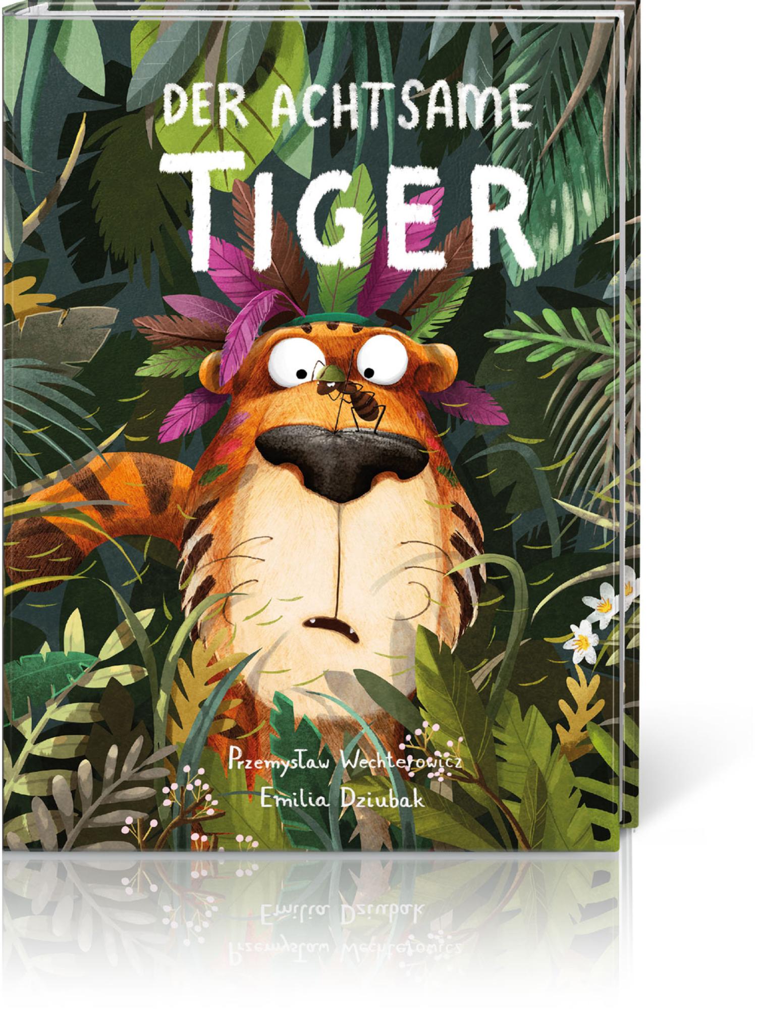 Der achtsame Tiger, Produktbild 1