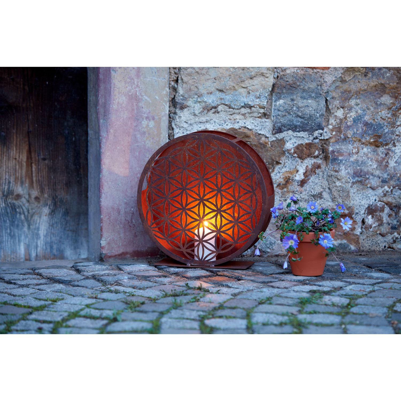 """Kerzenleuchter """"Blume des Lebens"""" , Produktbild 3"""