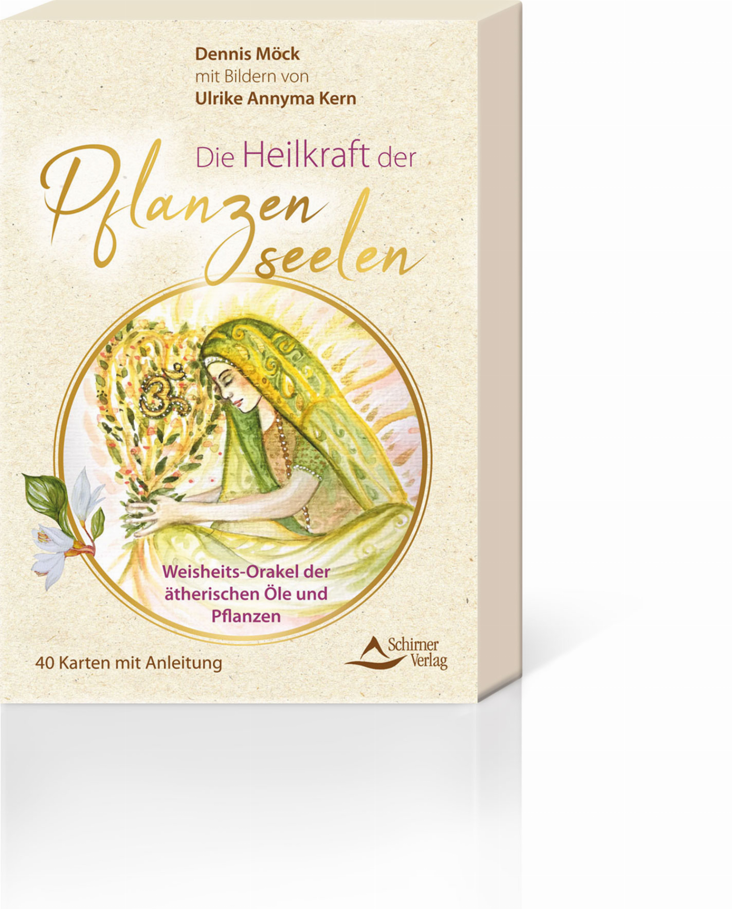 Die Heilkraft der Pflanzenseelen (Kartenset), Produktbild 1