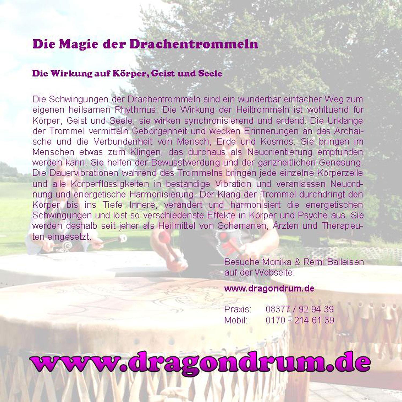 Heiltrommeln (CD), Produktbild 2