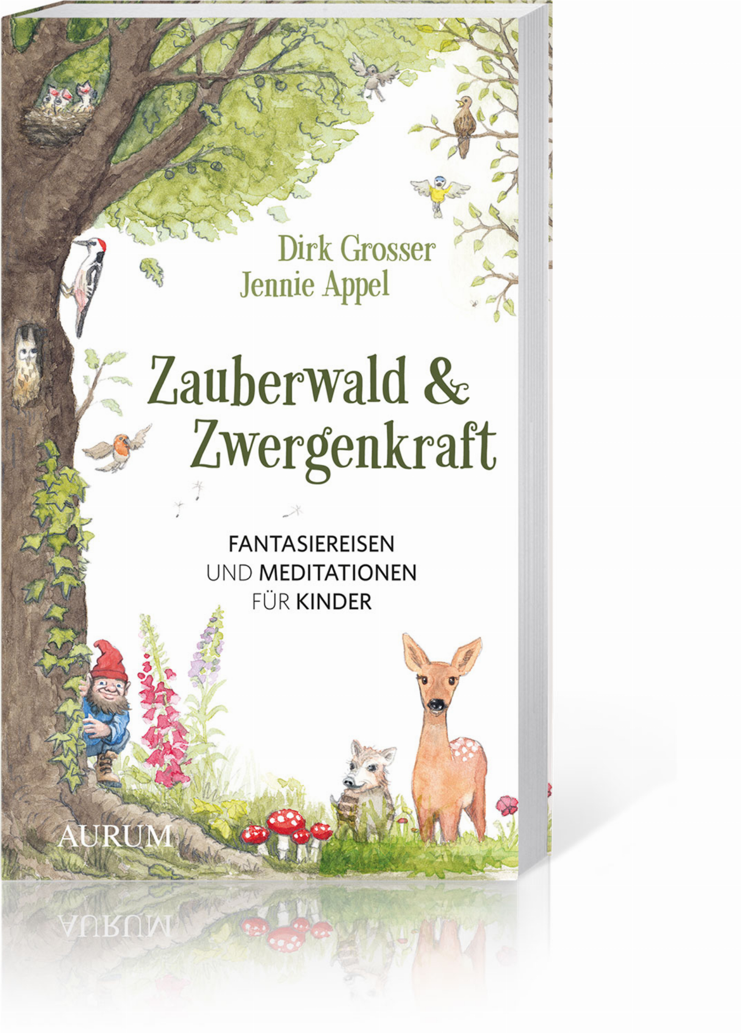 Zauberwald & Zwergenkraft, Produktbild 1
