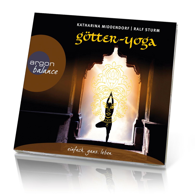 Götter-Yoga (Hörbuch), Produktbild 1