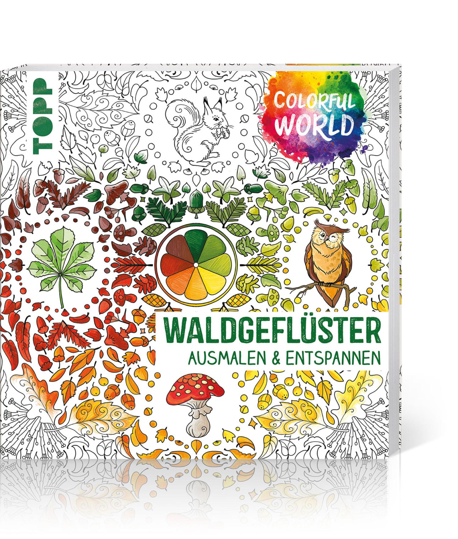 Colorful World – Waldgeflüster, Produktbild 1