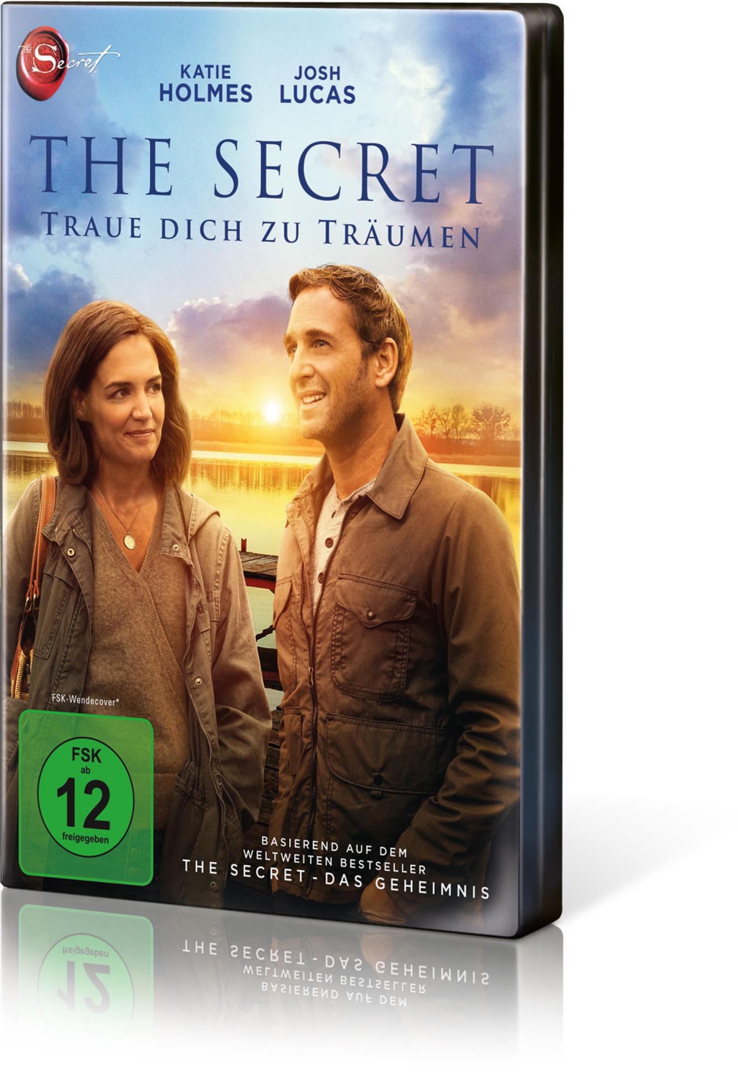 The Secret – Traue dich zu träumen (DVD), Produktbild 1
