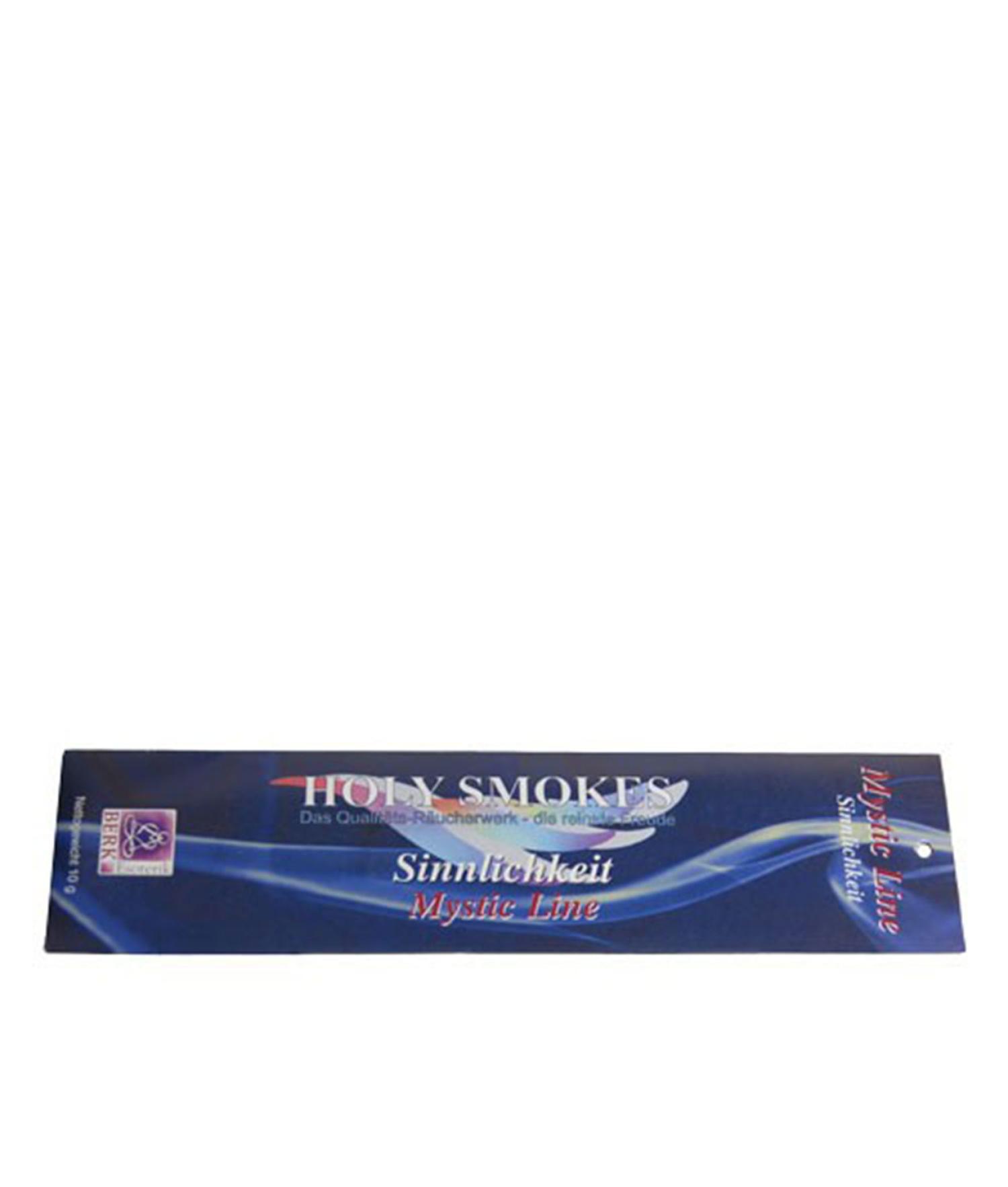 """Holy Smokes Mystic Line Räucherstäbchen """"Sinnlichkeit"""", Produktbild 1"""