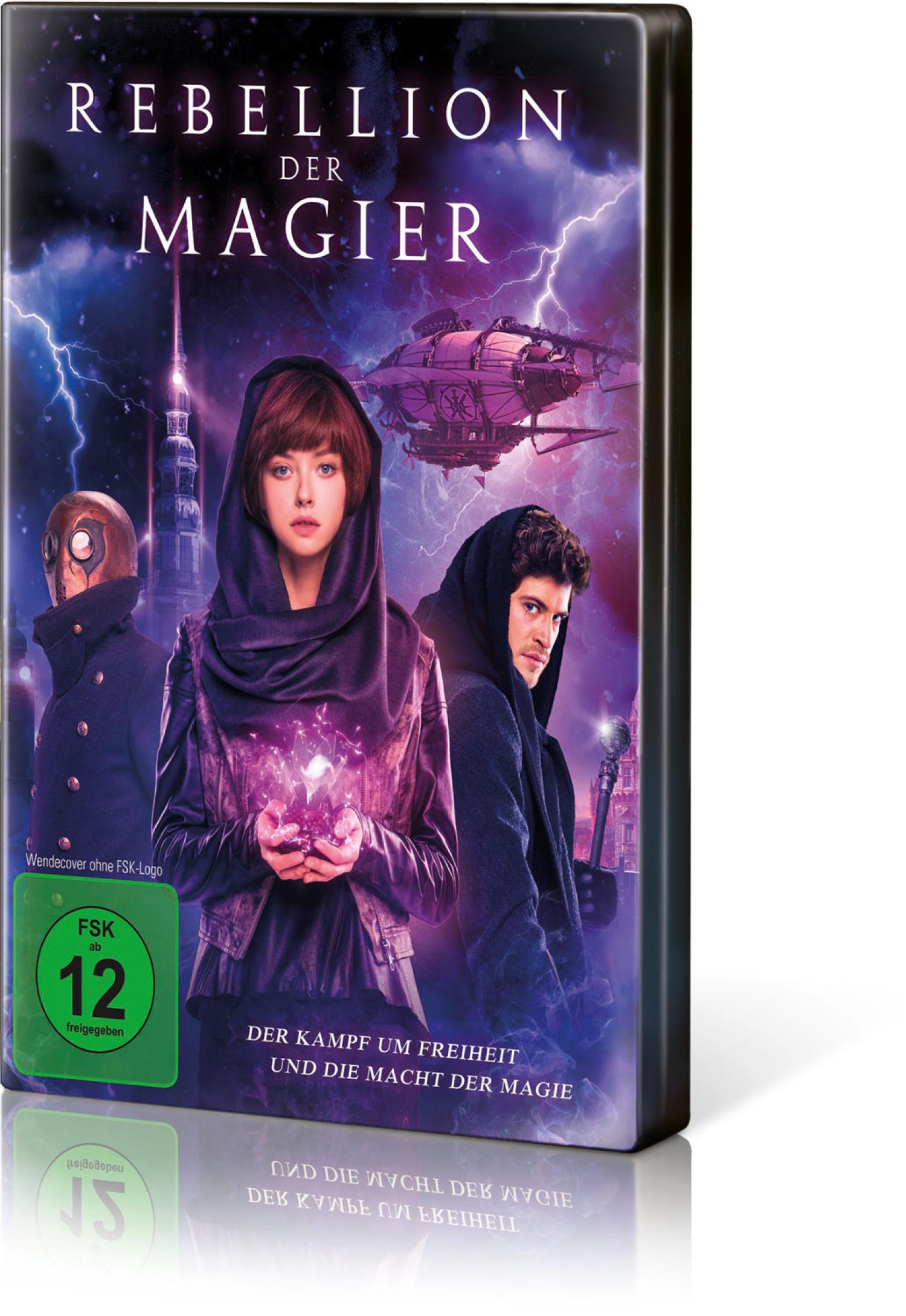 Rebellion der Magier (DVD), Produktbild 1