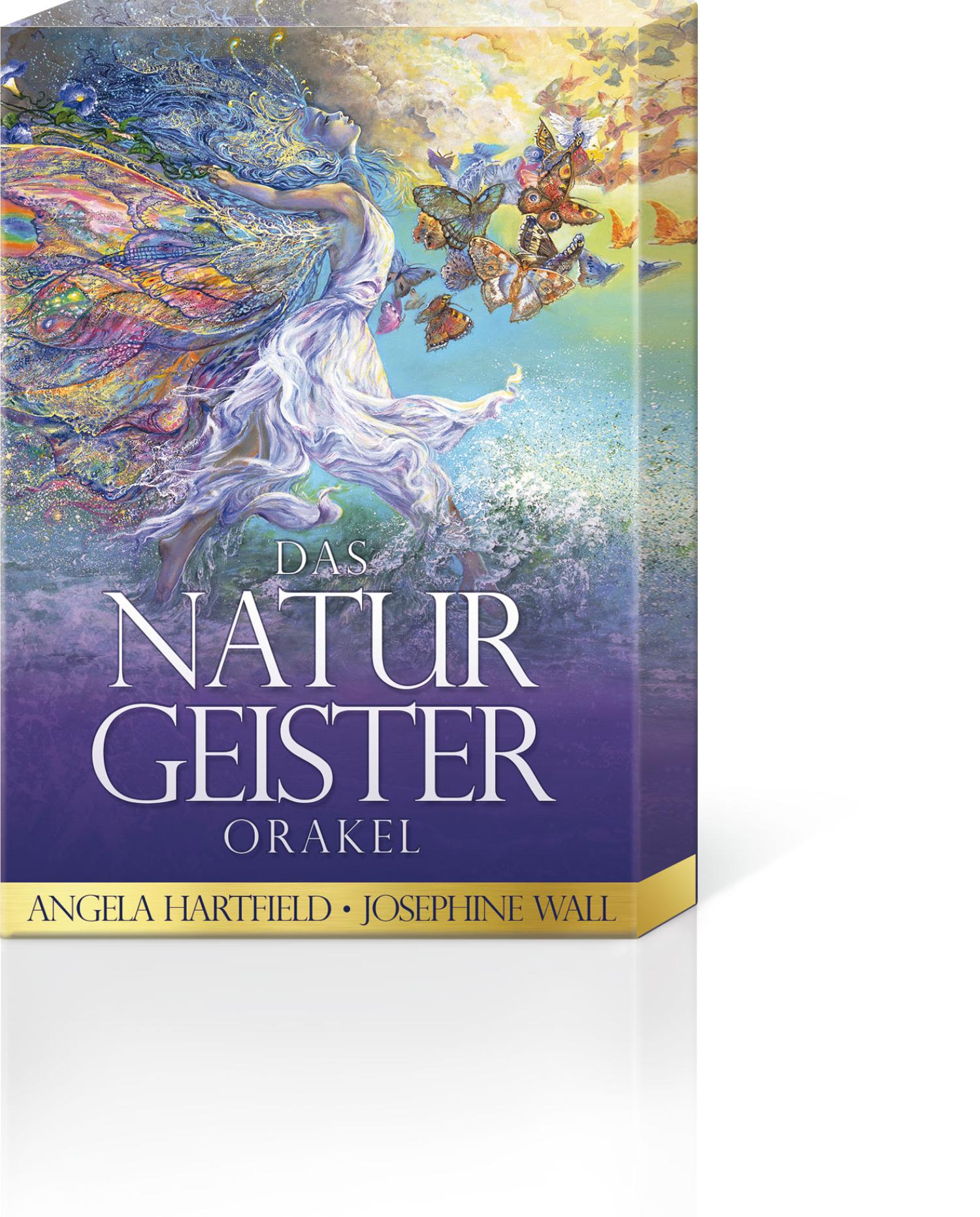 Das Naturgeister-Orakel (Kartenset), Produktbild 1
