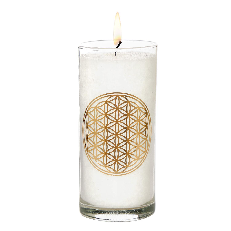 """Kerze """"Blume des Lebens"""", Produktbild 1"""