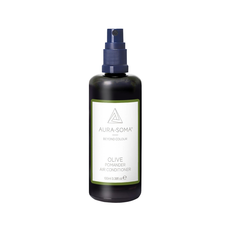 Pomander Raumspray olivgrün, Produktbild 1