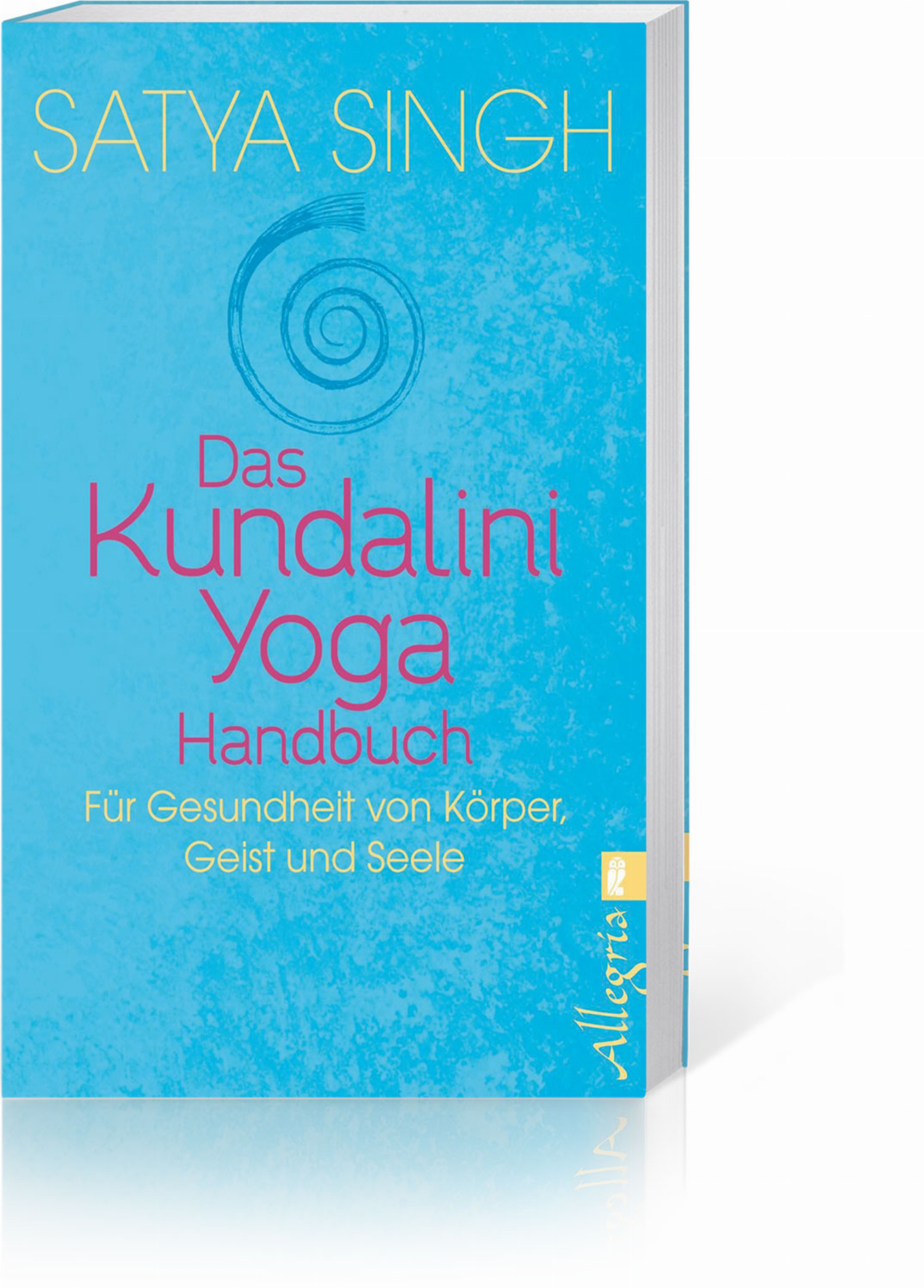 Das Kundalini-Yoga-Handbuch, Produktbild 1