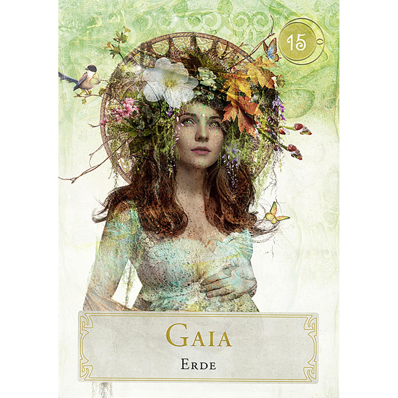 Die Kraft der Göttinnen (Kartenset), Produktbild 5