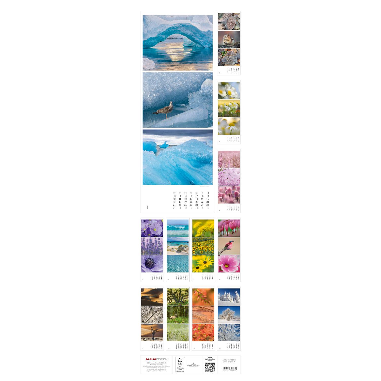 Colours of Nature – Triplets 2022, Produktbild 4