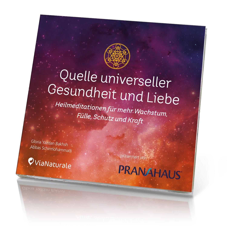 Quelle universeller Gesundheit und Liebe (CD), Produktbild 1