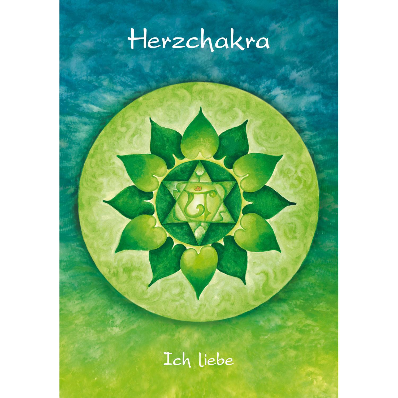 Chakra-Energie (Kartenset), Produktbild 4