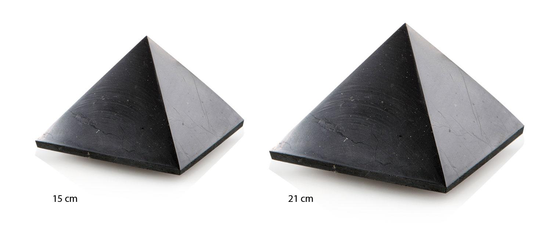 Schungit-Pyramide, Produktbild 4
