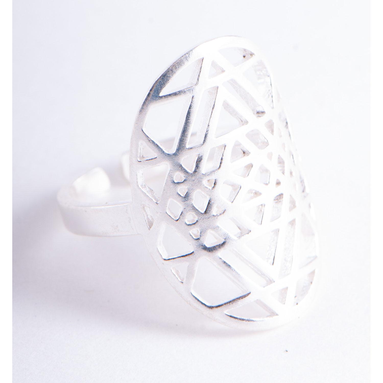 "Ring ""Shree Yantra"", Produktbild 1"
