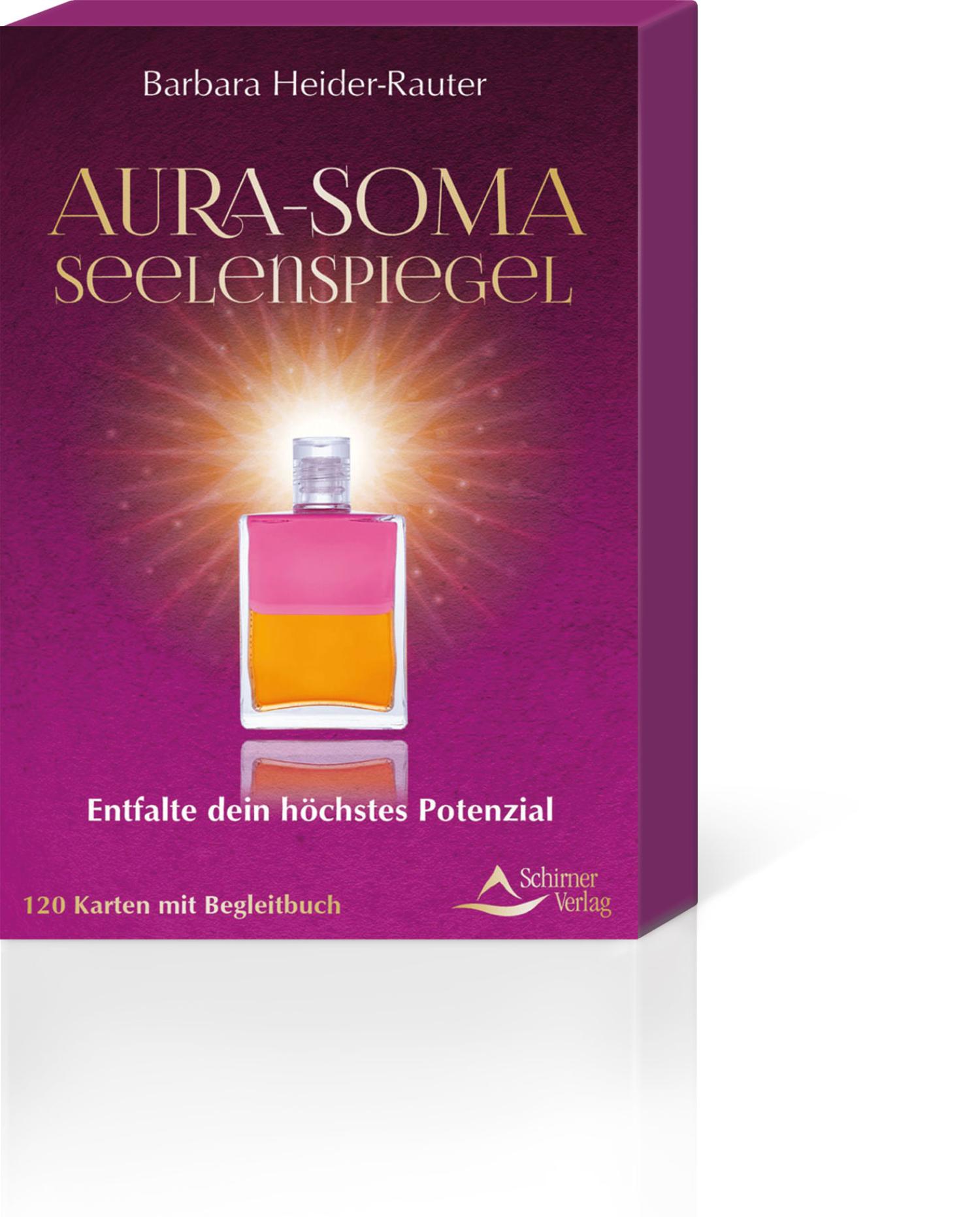Aura-Soma Seelenspiegel (Kartenset), Produktbild 1