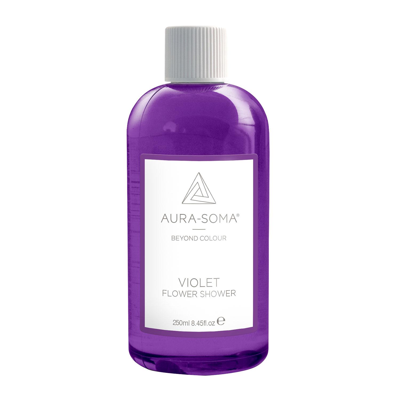 Flower Shower (Duschgel) Violett, Produktbild 1