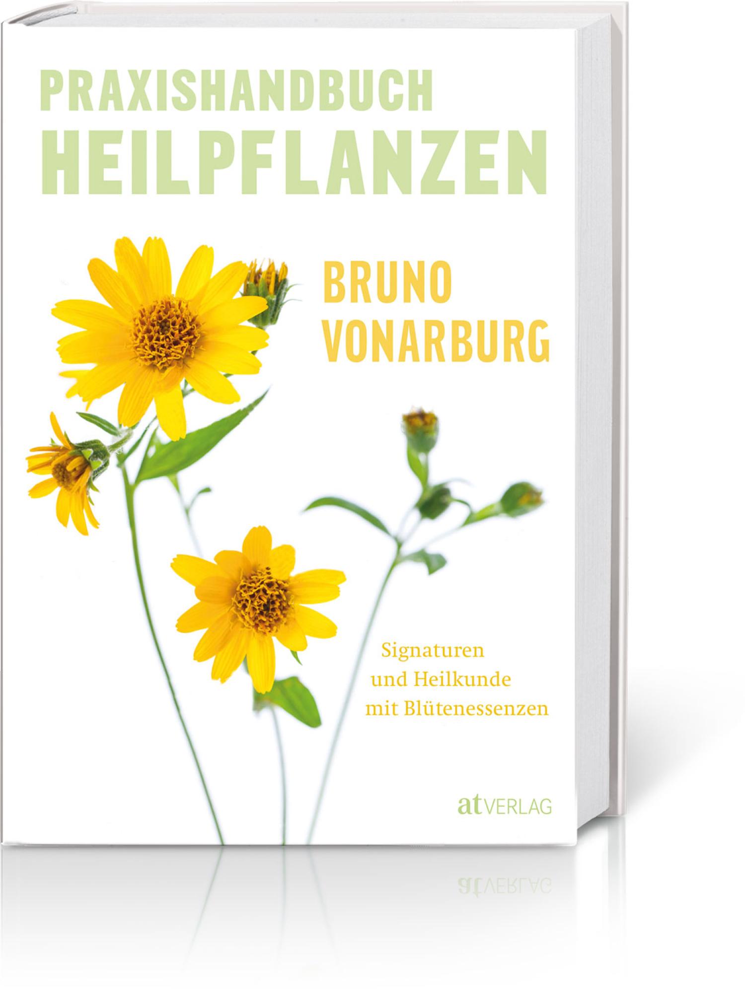 Praxishandbuch Heilpflanzen, Produktbild 1