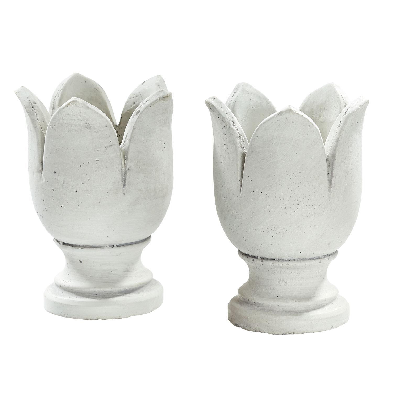 "Teelichthalter ""Tulpe"", 2er Set, Produktbild 1"