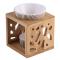 Bambus-Aromalampe, Produktbild 1